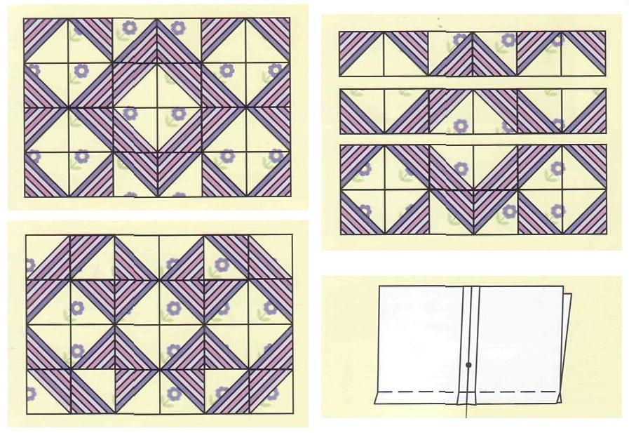 Пэчворк новые идеи схемы блоки супер новые идеи мастер класс