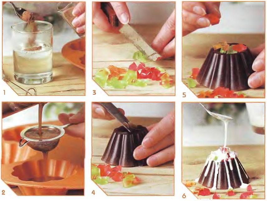 Простые пироженки своими руками в домашних условиях 242
