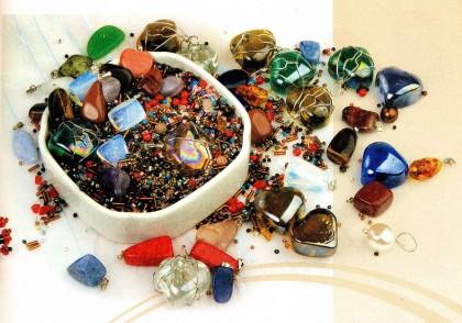 Заказ камней для изготовления бижутерии своими руками