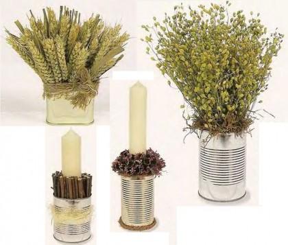 подбор сосудов для сухоцветов