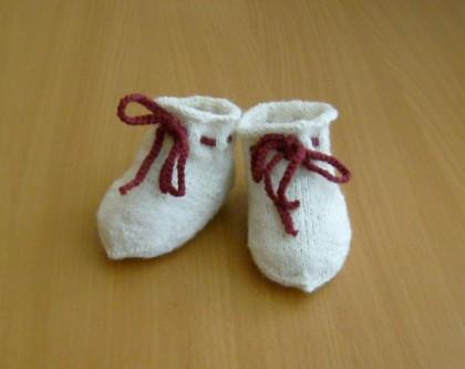 Пинетки-носочки для малышей / Вязание для <b>детей</b> / В рукоделии