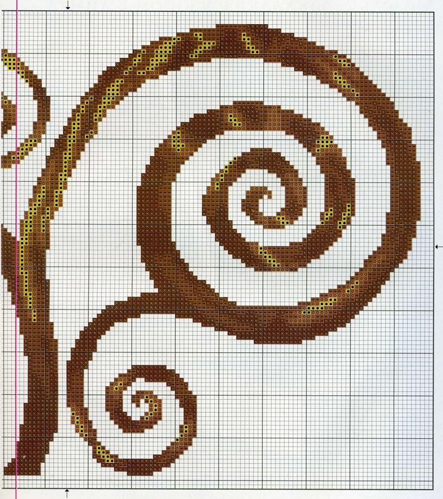 схема для орнамента