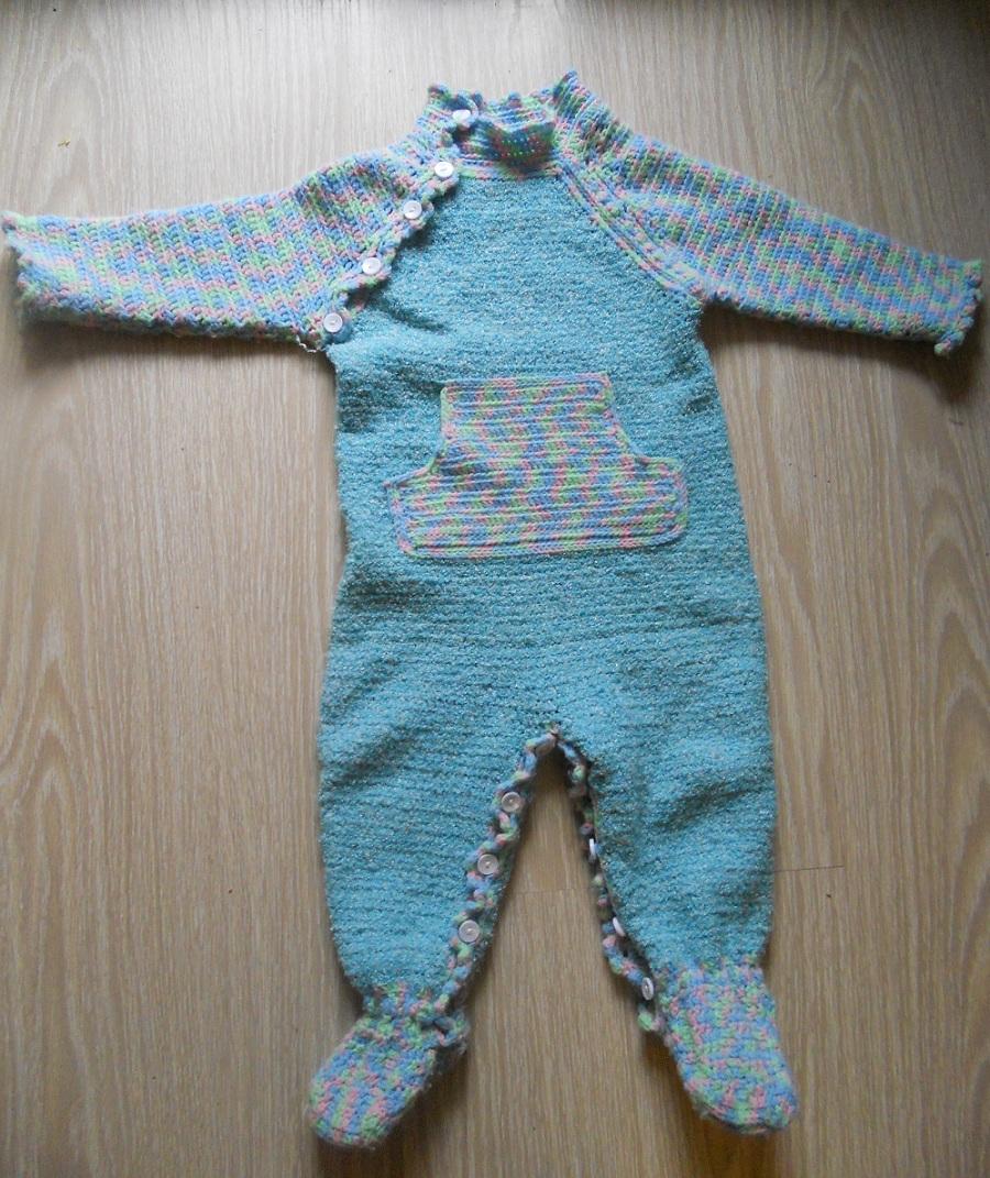 Вяжем для новорожденных ютуб