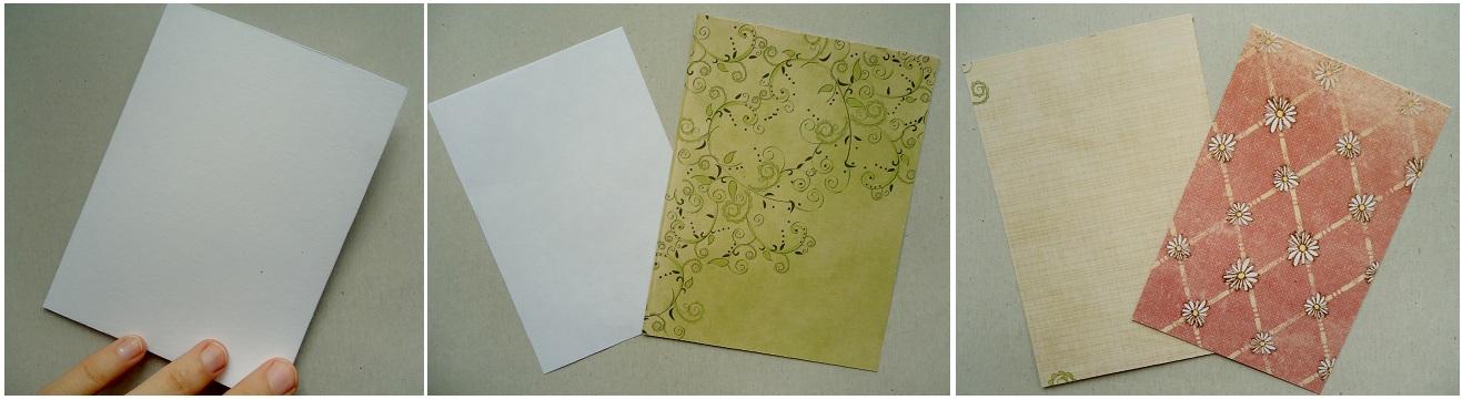 Картинки, из какой бумаги делают основу для открыток