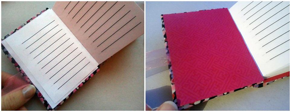 Как быстро и просто сделать блокнот своими руками