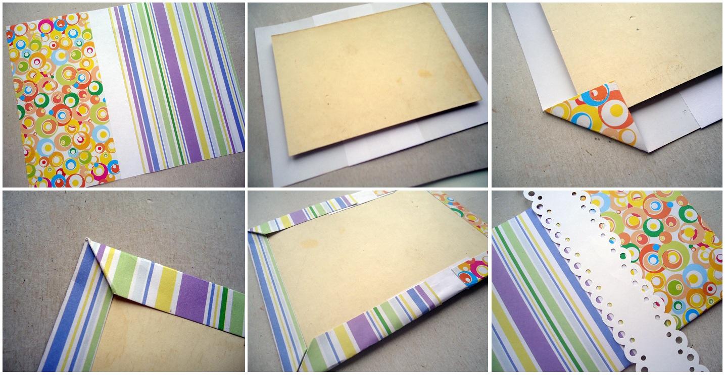 Как сделать обложку к альбому скрапбукинг 687