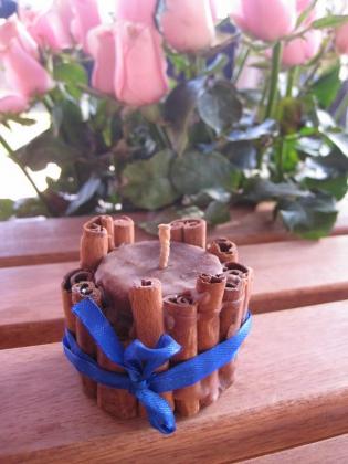 Как сделать свечи с запахом - АН Ключи