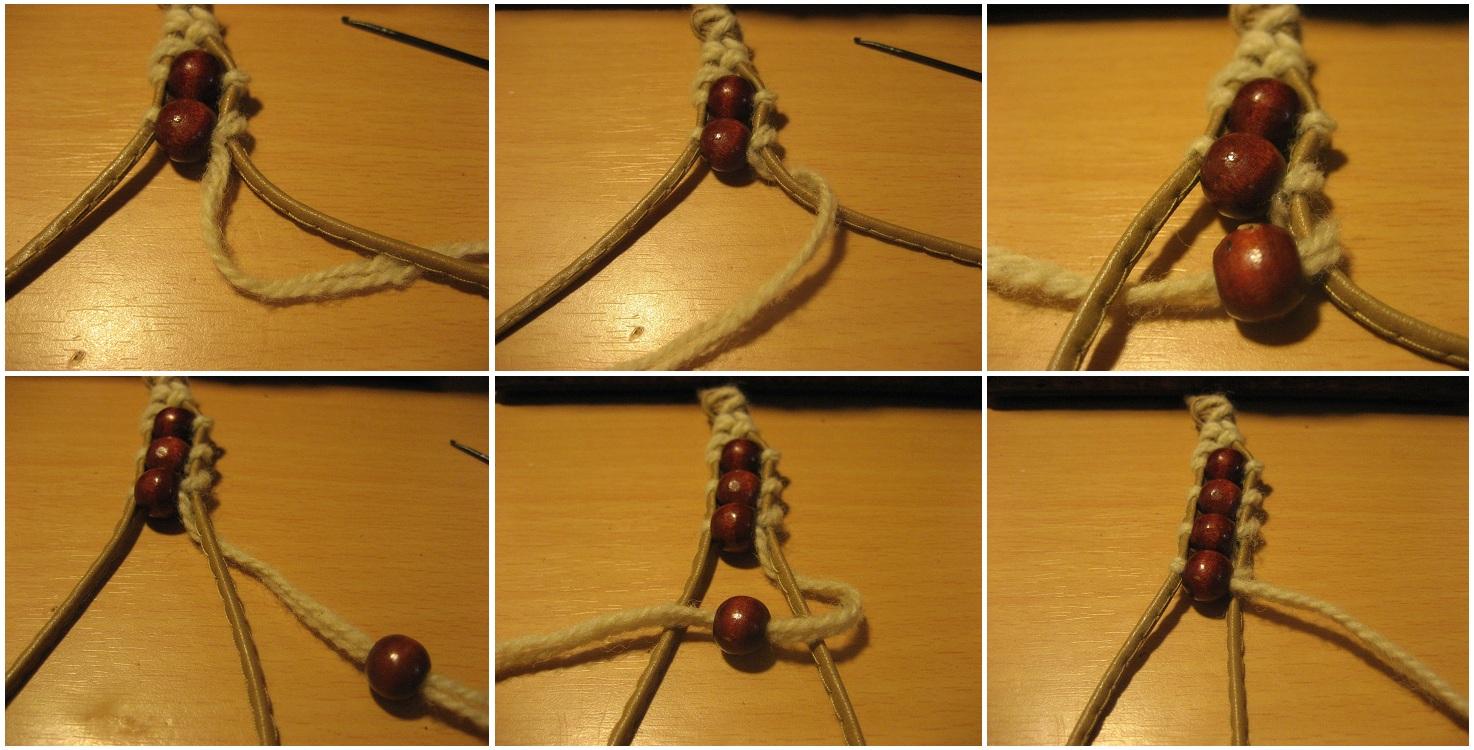 Создание мужских браслетов своими руками 41