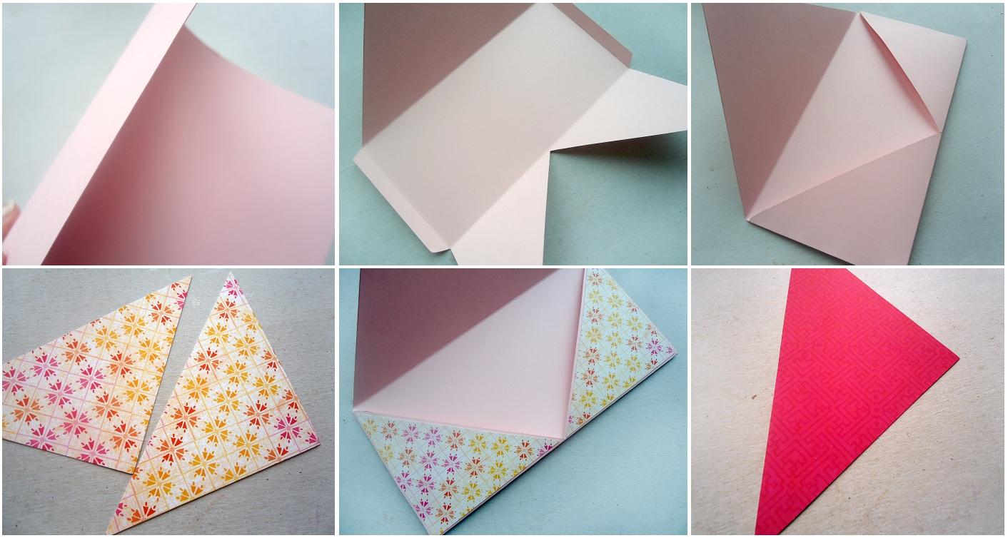 Как сделать конверт для 10 на 15 83