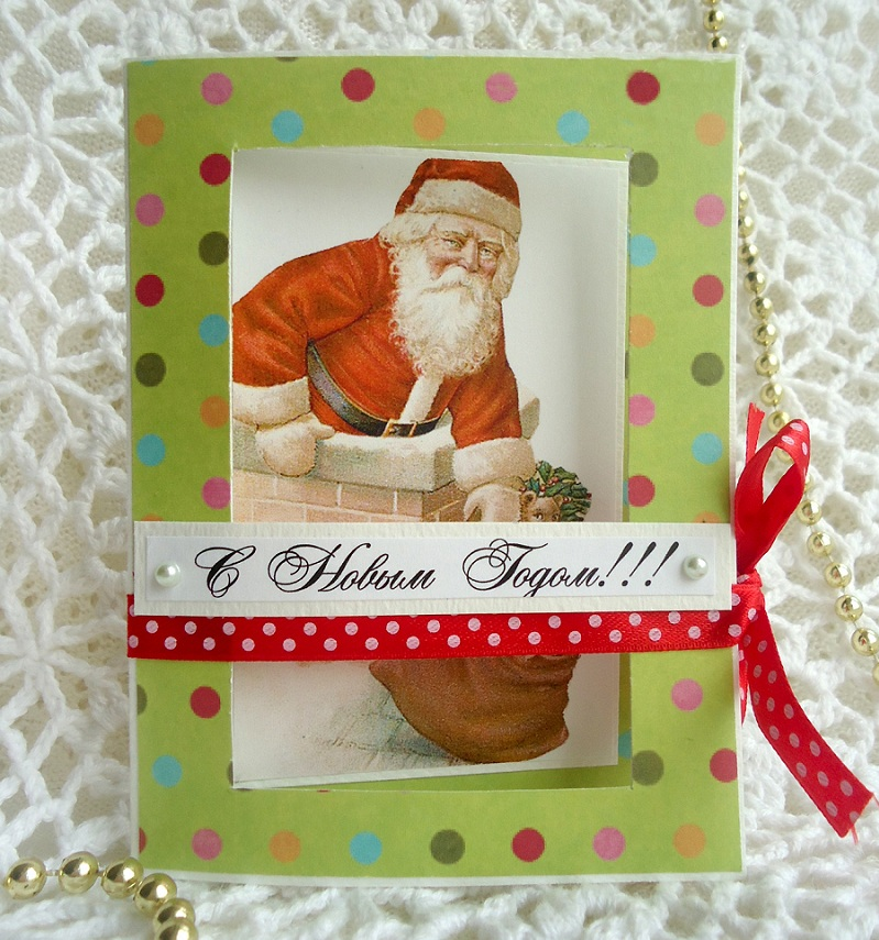Идеи открыток с окошками, открытки