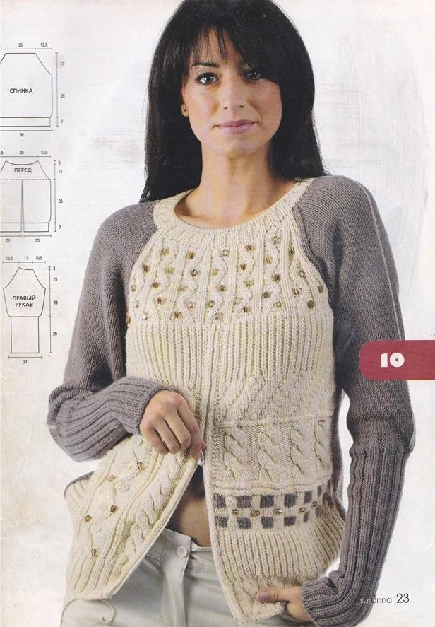 Оригинальные Пуловеры Для Женщин