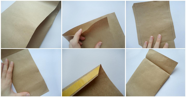 Крафтовые конверты своими руками фото 547