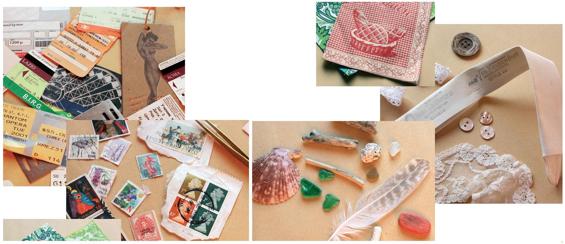 Инструменты для создания открытки