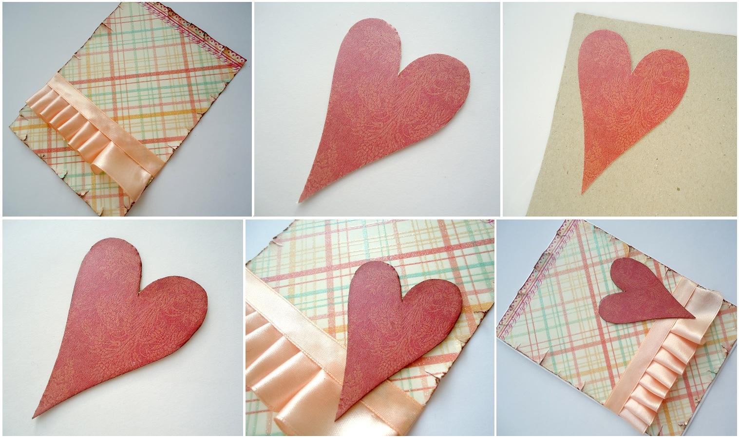 Как сделать открытки своими руками из скрапбукинга