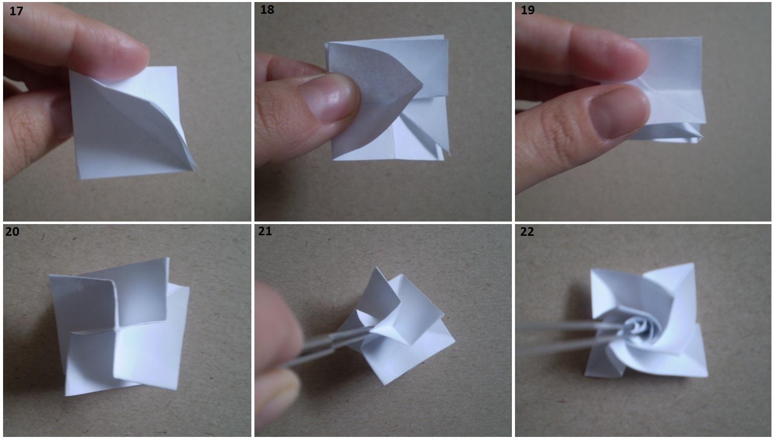 Как сделать коробочку из бумаги своими руками поэтапно фото для начинающих