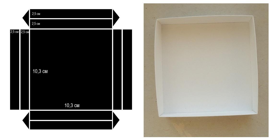 Как своими руками сделать крышку на коробку