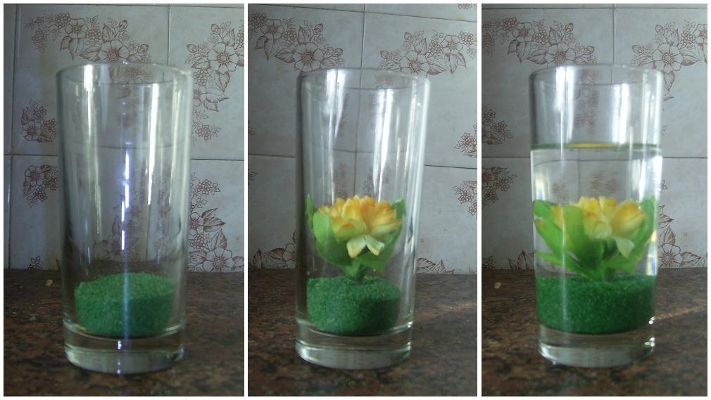 Как сделать свечку своими руками в стакане 7