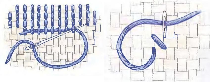 Рисунки на столбах своими руками 48