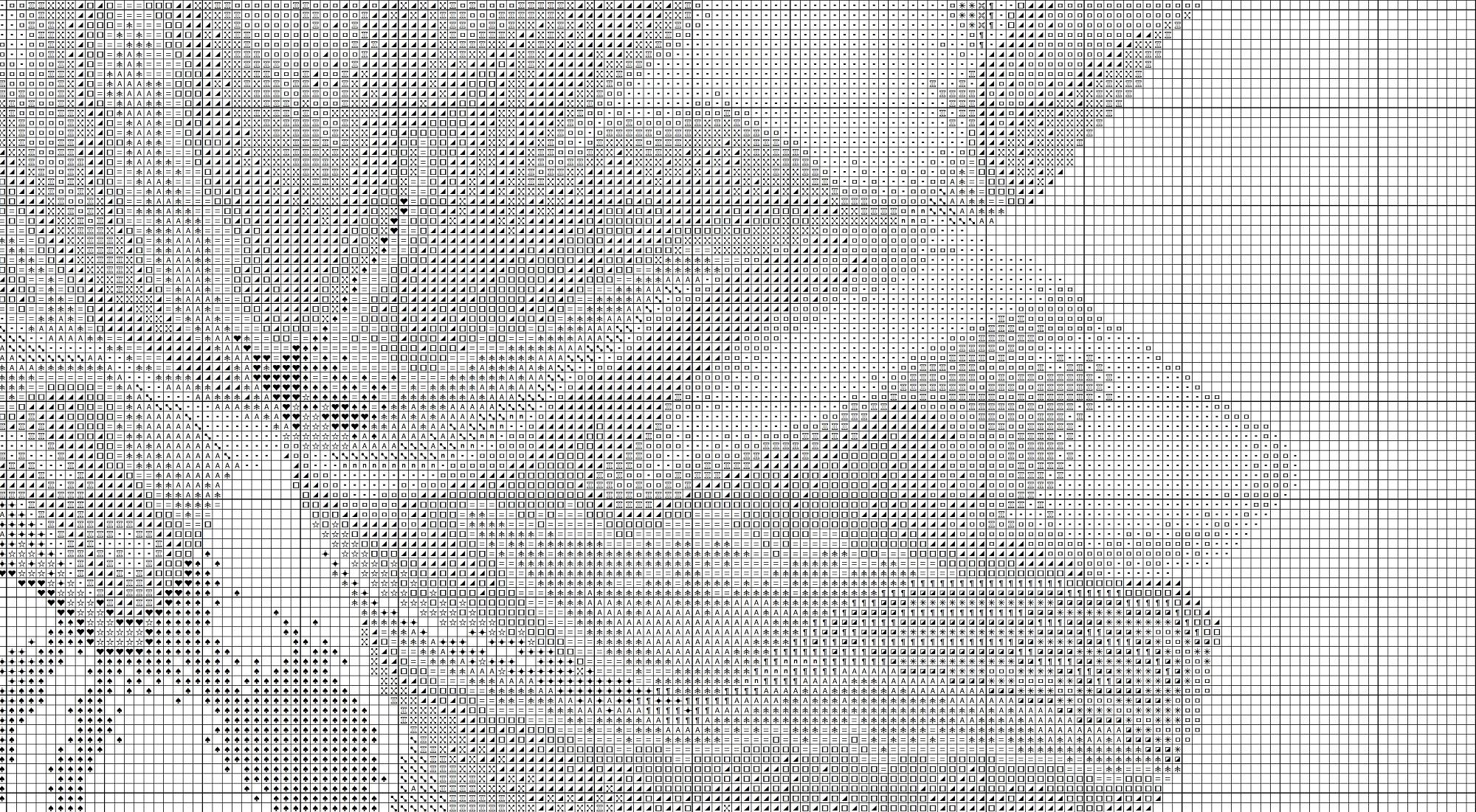 схему для набора вышивания белоснежка пионы