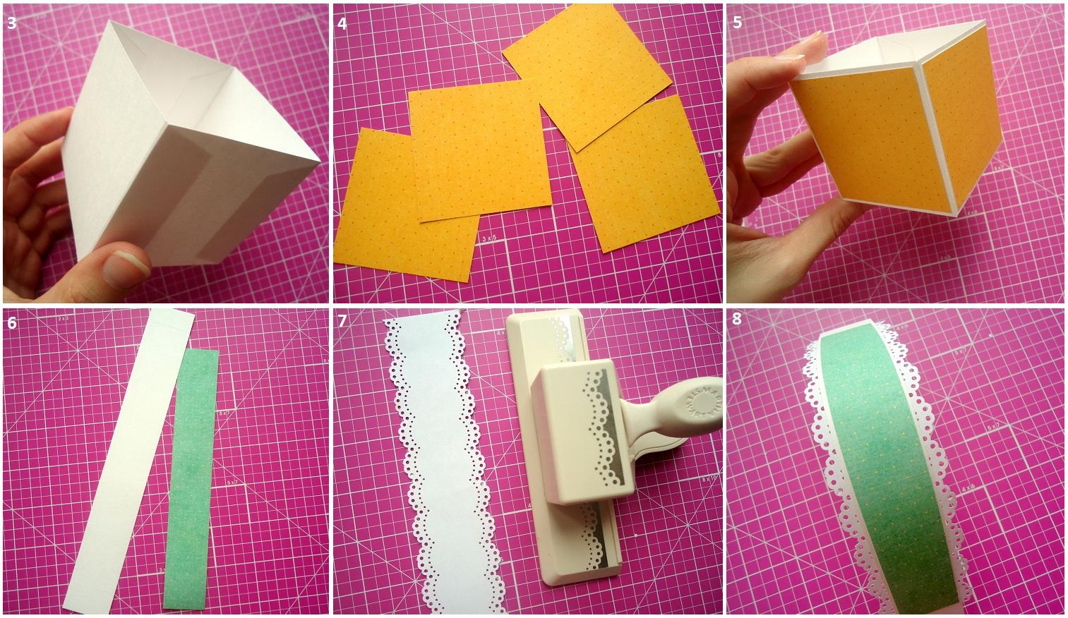 Как сделать обычную коробочку своими руками 6