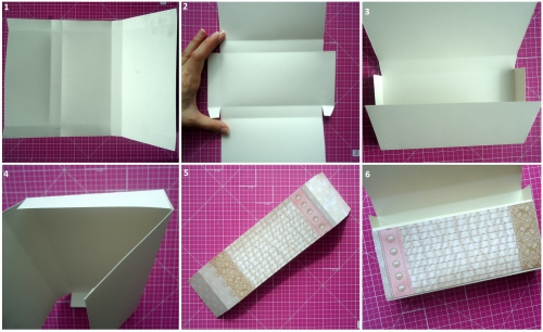 Шоколад из бумаги своими руками 8