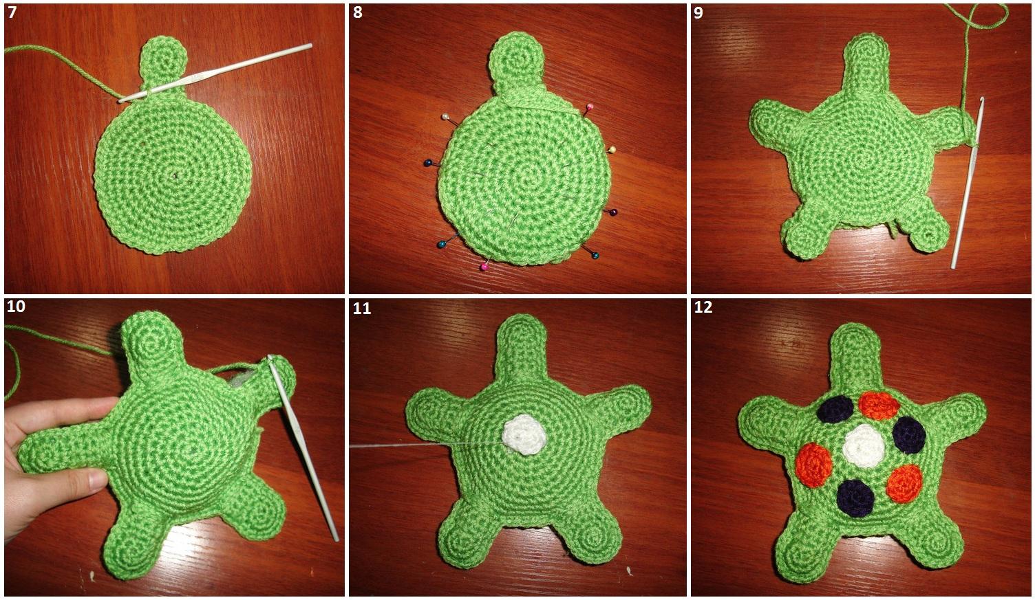 Вязание игрушек крючком для начинающих