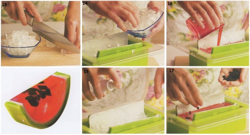 Форма для мыла своими руками из подручных материалов 20