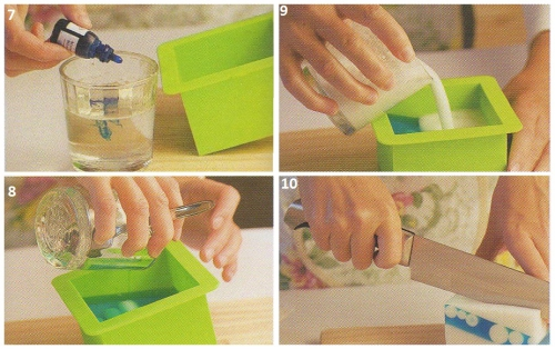 Как изготовит мыло в домашних условиях 839