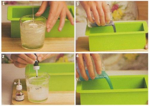 Форма для мыла своими руками из подручных материалов 66