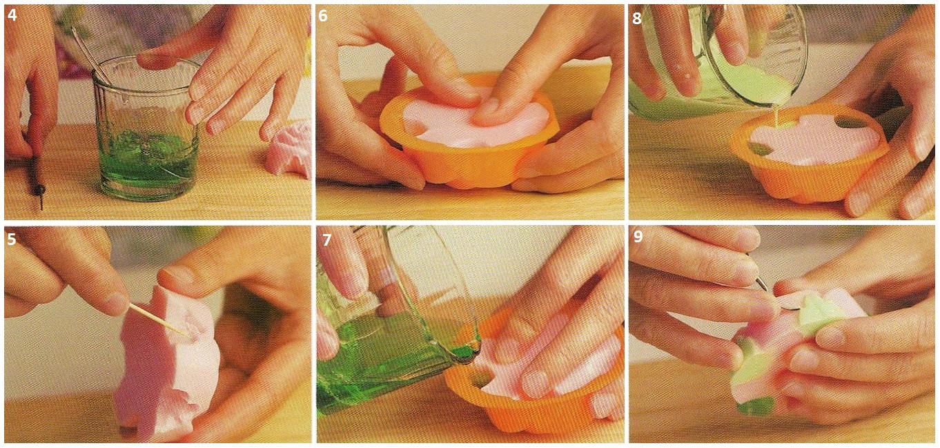 Изготавливаем мыло своими руками 25