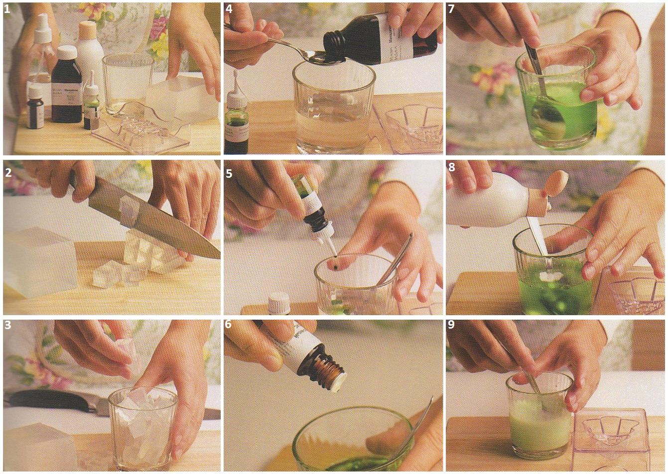 Рецепт основы своими руками