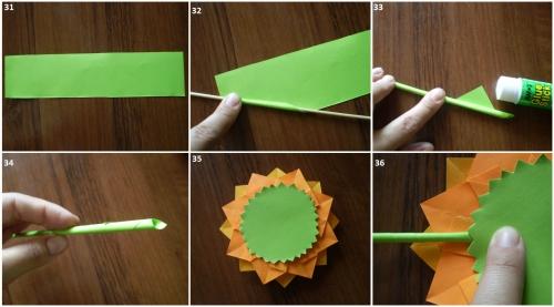 Оригами для начинающих без клея