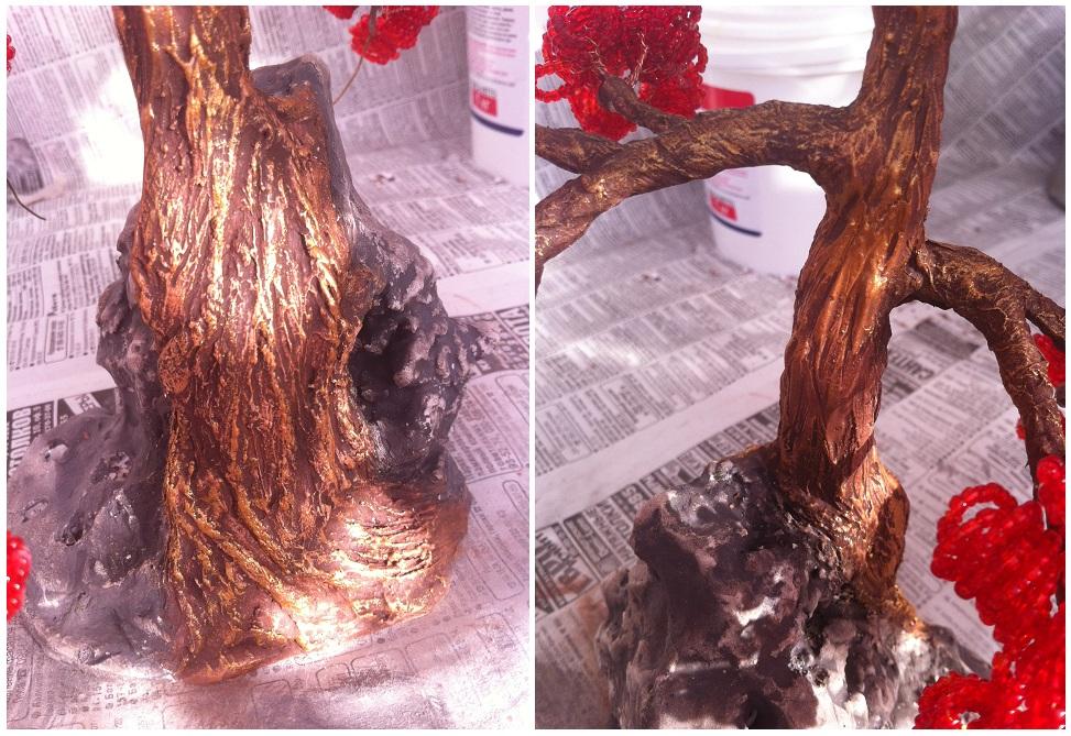 Как сделать дерево твёрдым