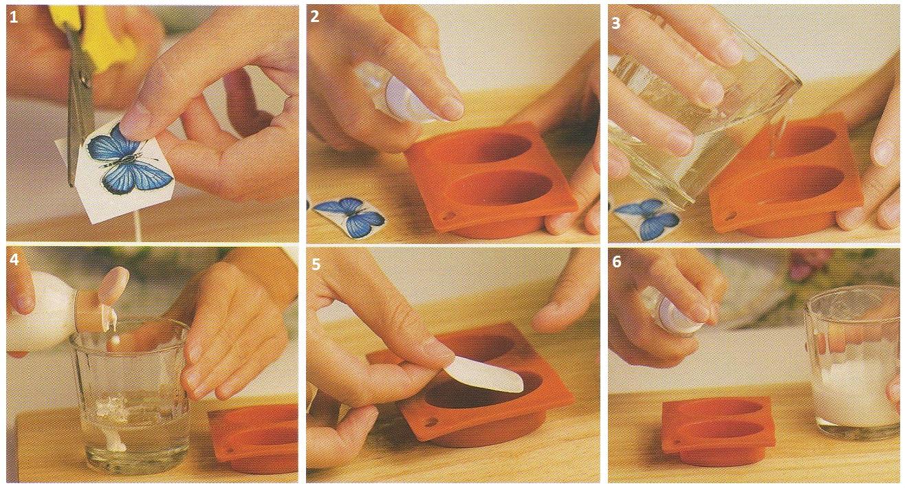 Как сделать водорастворимую бумагу