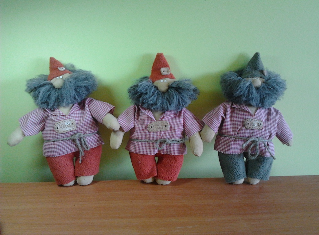 Мягкие куклы обереги своими руками
