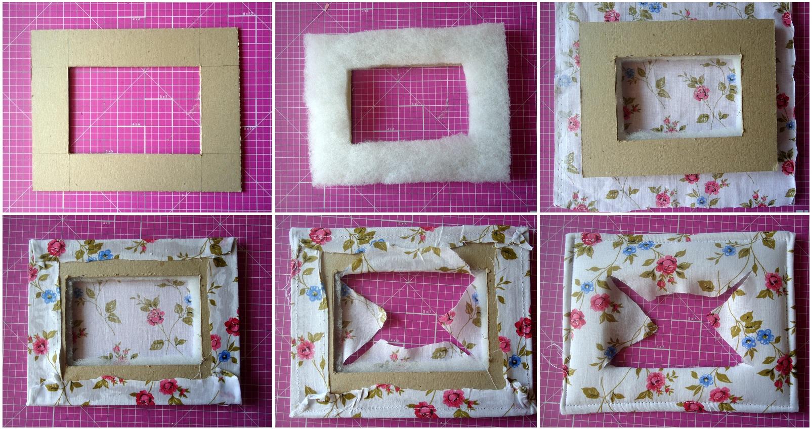 Как сделать рамку для фото своими руками детям