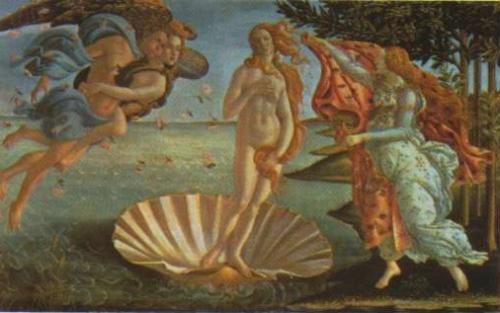 Картина Сандро Ботичелли