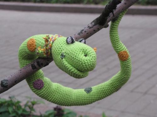 Год змеи своими руками 10