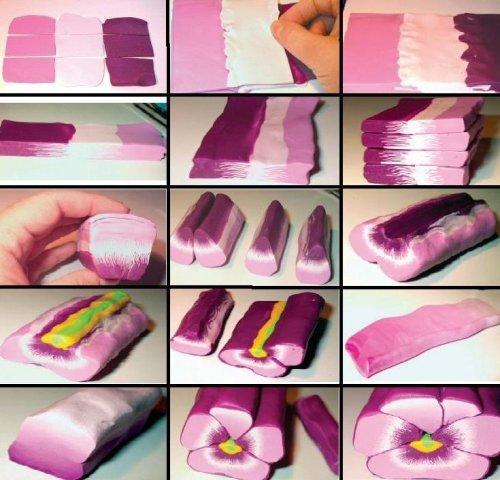 Виды полимерной глины своими руками
