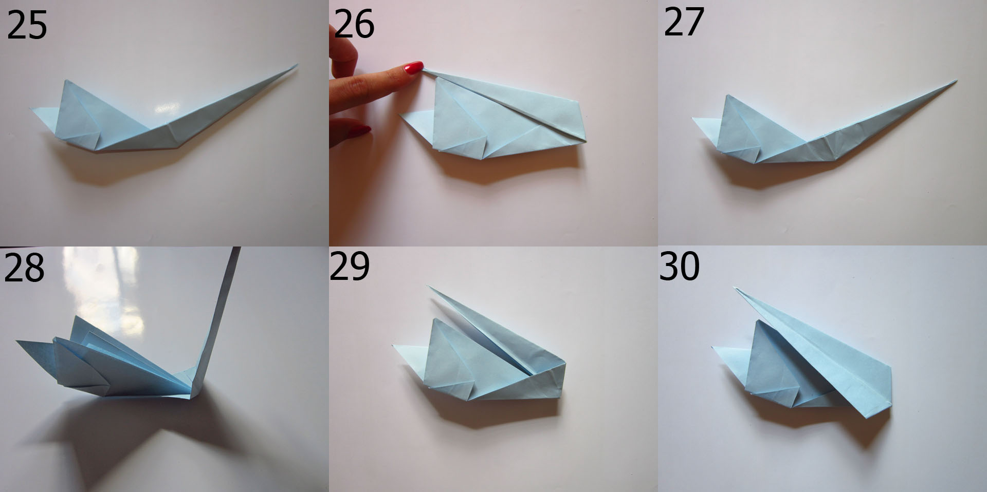 Как сделать оригами из бумаги лебедя
