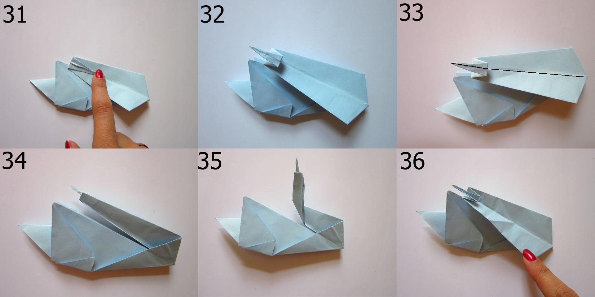 уроки оригами с фото