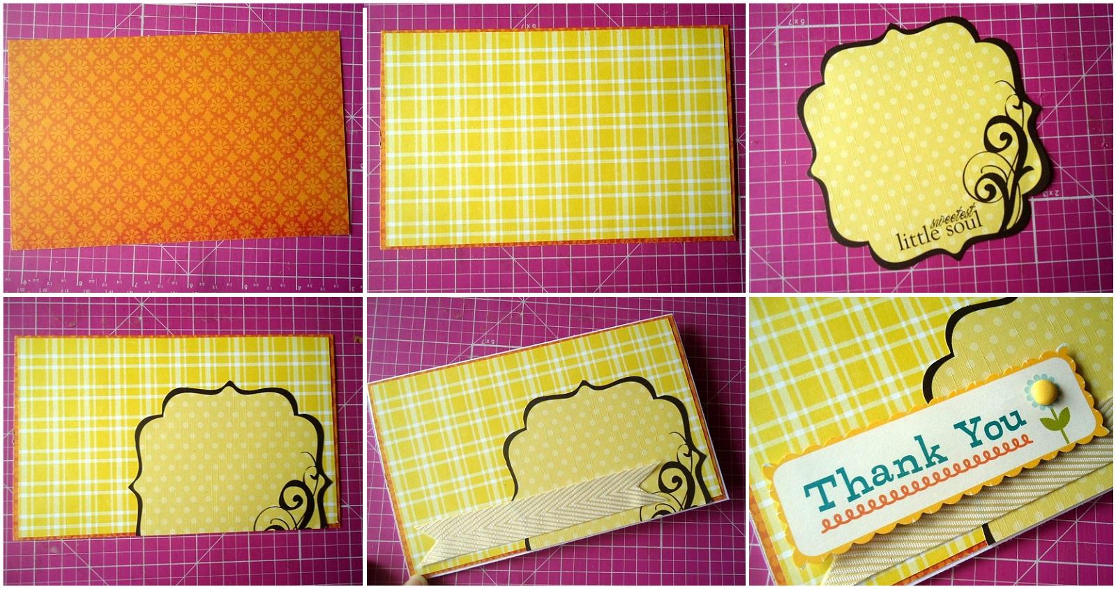 Как изготовить открытку по скрапбукингу