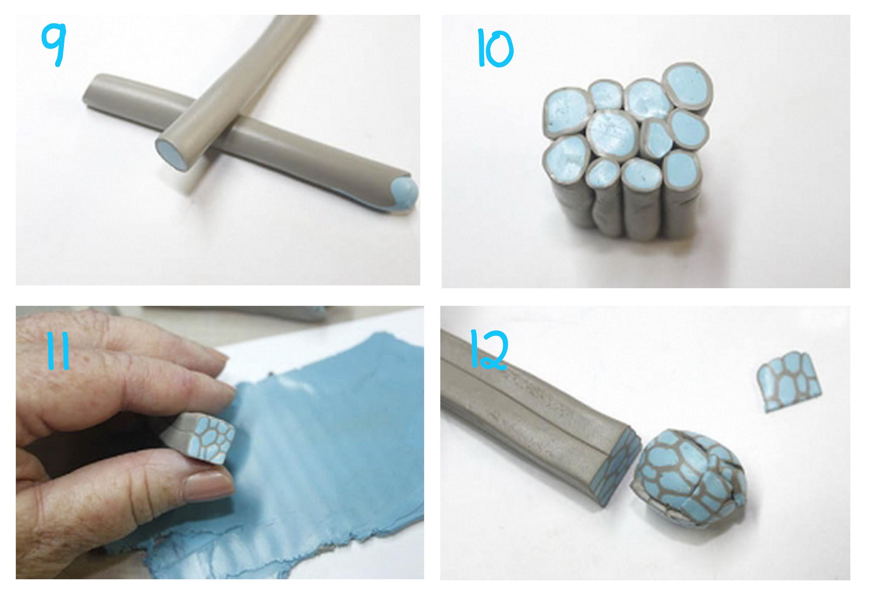 Как сделать трость из полимерной