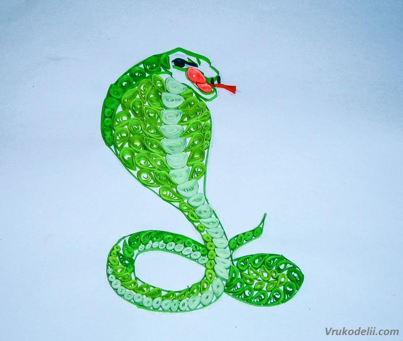 Парню, открытки змеи своими руками