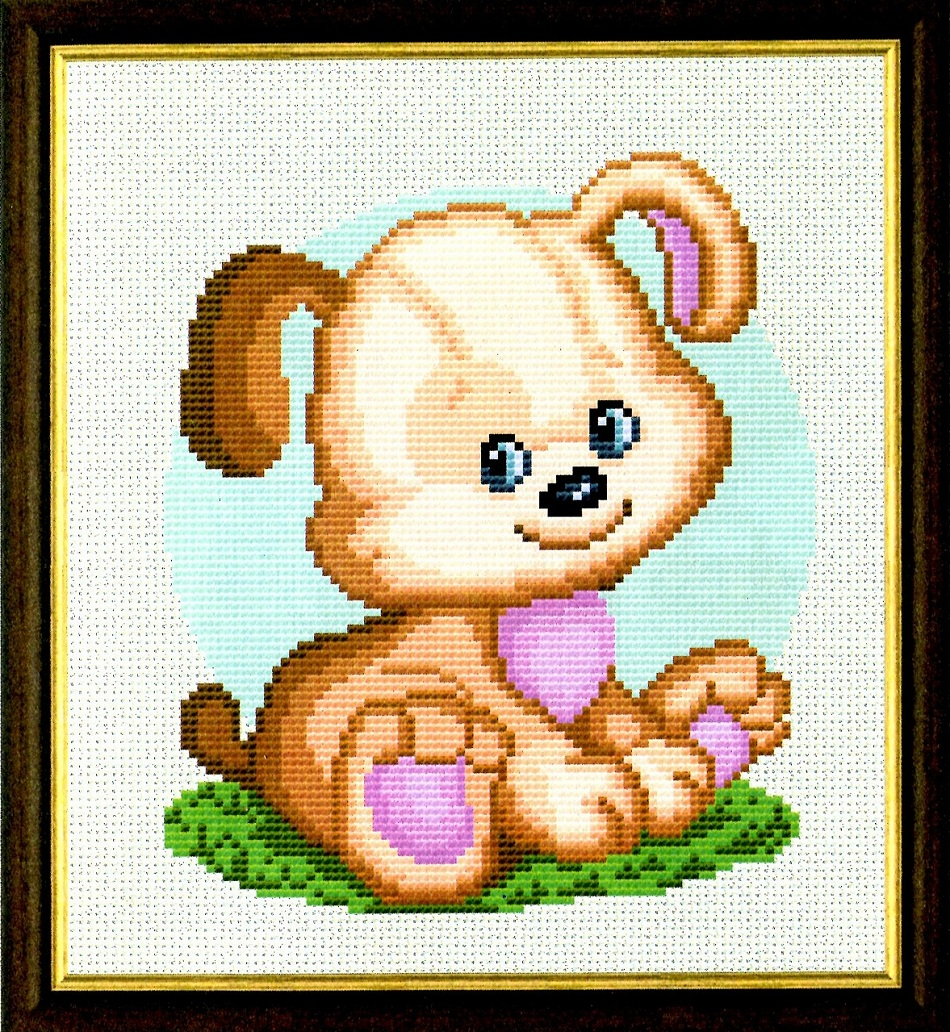 Детски картинки для вышивания