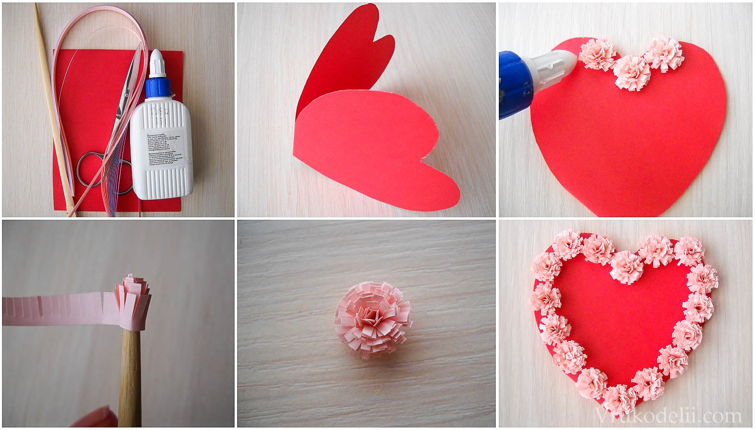 Как сделать валентинку картинки, подарки