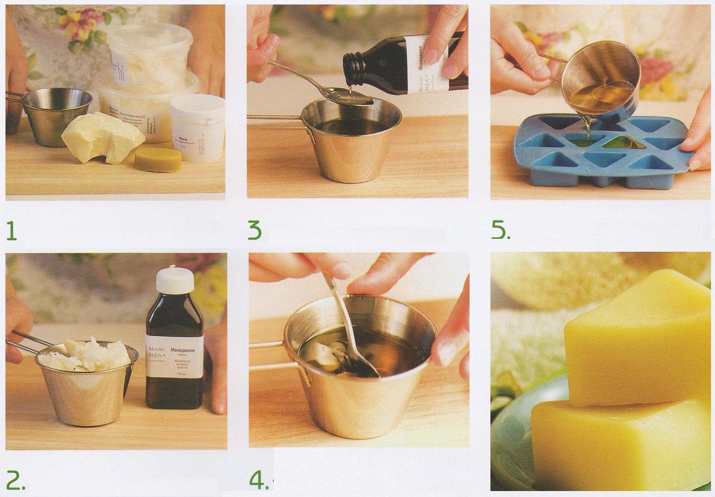 Сделай своими руками рецепт
