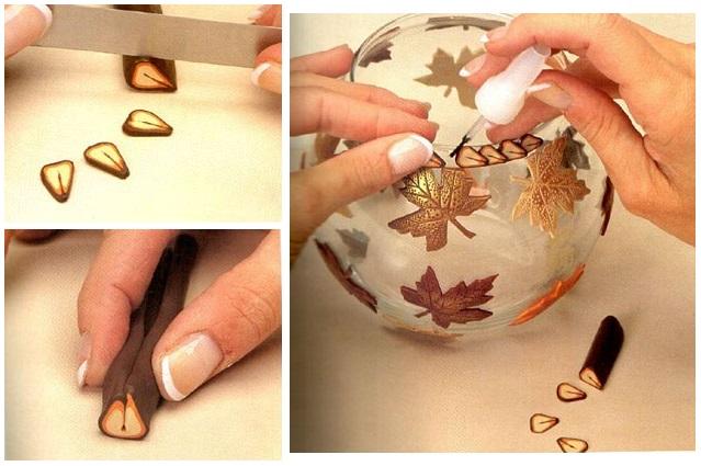 Как из глины сделать полимерную глину своими руками