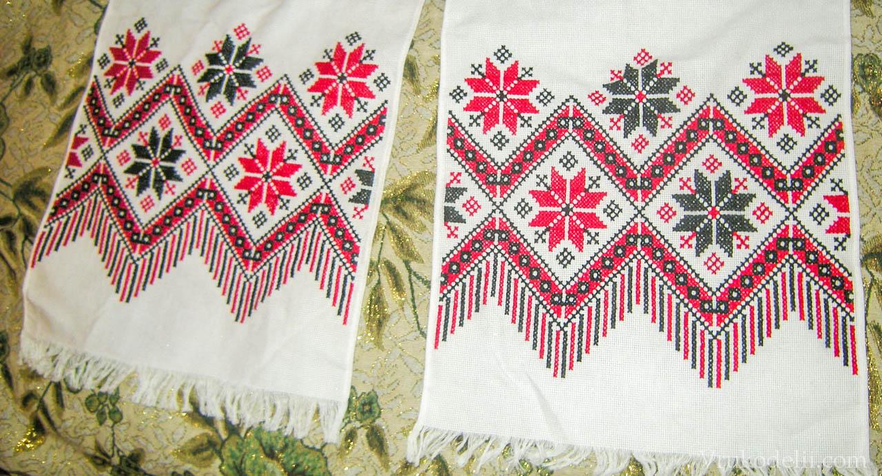 Схема вышивки рушника под ноги фото 237