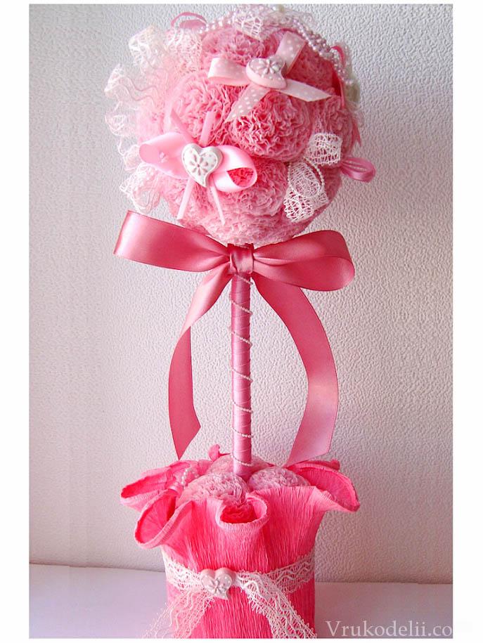 Как сделать бумажные цветы фото 232